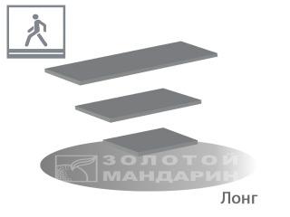 Картинка фото Плитка для пола на улице и участке Золотой Мандарин Лонг формат