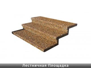 Картинка Ступінь Сходова бетонна 1200х370х170