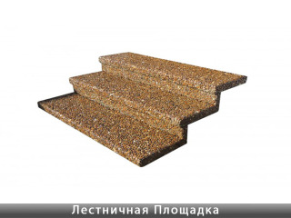 Картинка Ступень бетонная Лестничная 1200х370х170