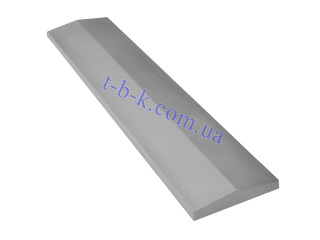 Картинка парапет бетонний на забор 1000*170*35