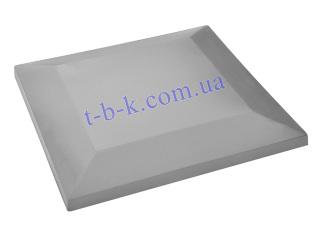 Картинка Кришка на стовпчик ТРАПЕЦІЯ 500х500х60