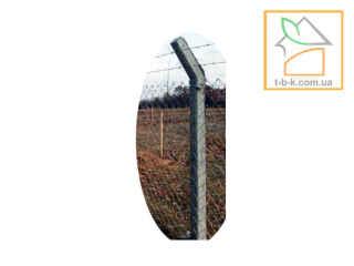 Столбик ДБО Г- образный 80*90*3000(3400)