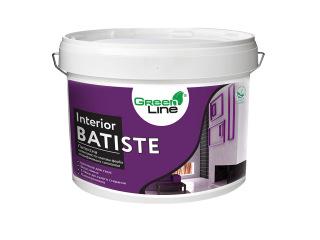 Green Line INTERIOR BATISTE 1л/3л/5л/10л Латексная шелковисто-матовая краска модифицированная силиконом