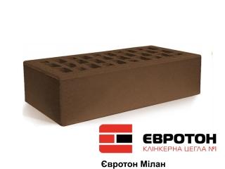 Картинка Кирпич лицевой клинкерный Милан М300 производство Евротон