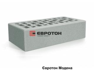 Картинка Кирпич лицевой клинкерный Модена М300 производство Евротон