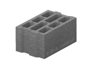 Картинка Блок бетонный стеновой ЗМ-75 40.25.20 производство Золотой Мандарин