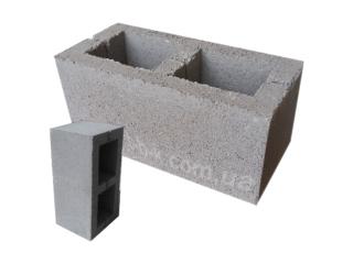Картинка Блок бетонный стеновой ШО-19