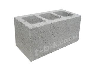 Картинка Блок бетонный стеновой СБ-ПР1