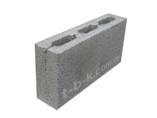Картинка Блок бетонный перегородочный СБ-ПР2