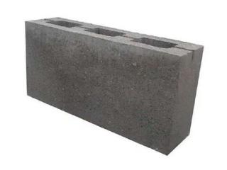Картинка Блок бетонный перегородочный МЧ-12 390*90*120
