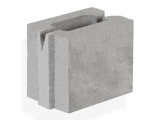 Картинка Блок керамзитобетонный перегородочный СБ-ПР 16.11.20 производство Ковальская