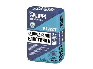 Клей эластичный Полипласт ПП-012 ELAST 25кг