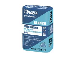 Клей для мрамора и натурального камня Полипласт ПП-015 BLANCO 25кг