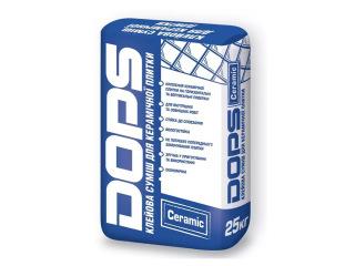 Dops (Допс) Ceramic 25кг Клей для керамической плитки