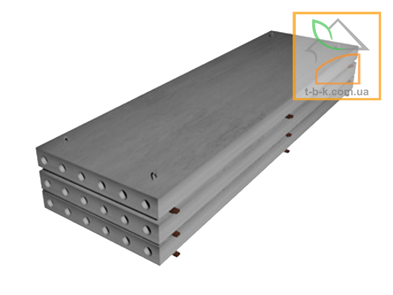 Железобетонная плита перекрытия ПК 43-15-12.5