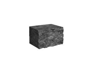 Камень декоративный для клумбы 175х200 Золотой Мандарин