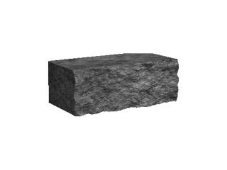 Камень декоративный для клумбы 175х350 Золотой Мандарин