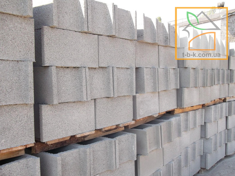 Блок бетонный несъемной опалубки СБ 500*300*250 - Фото 2