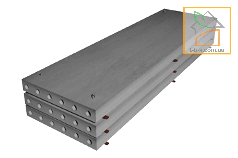 Екструдована плита перекриття ПБ 48.12.22-8К7в(220/А)П