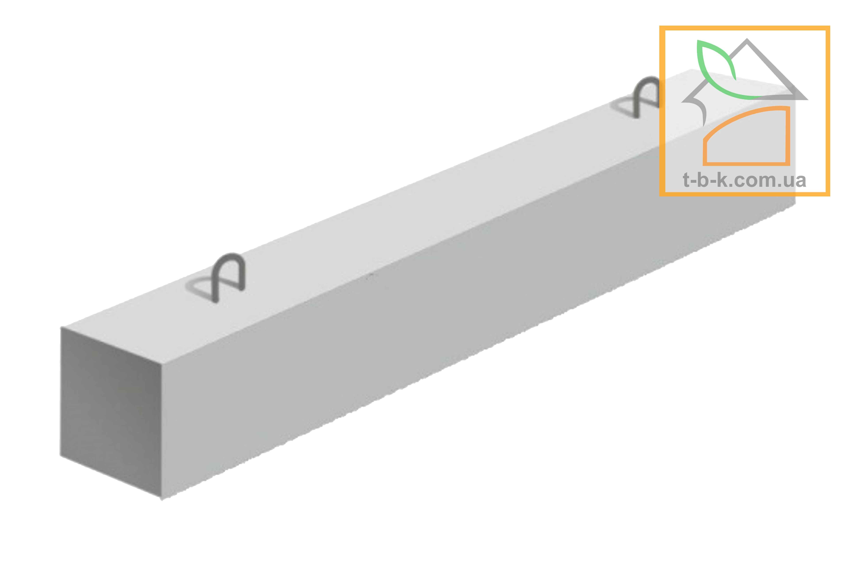 Железобетонный прямоугольный прогон ПРГ 28.1.3-4